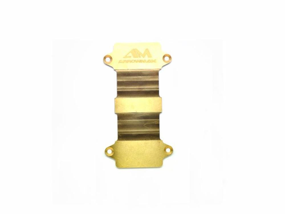 ARROWMAX Battery plate  (brass)