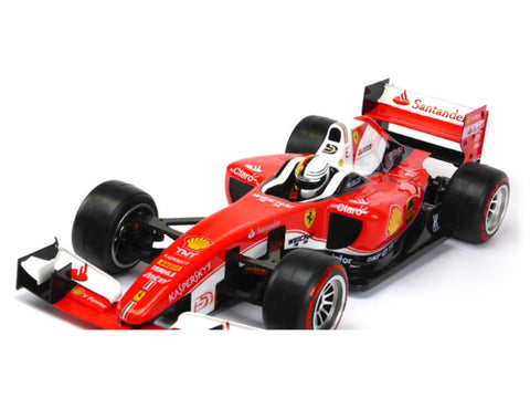 Bittydesign Type-6C 1/10 F1 Body (Clear)