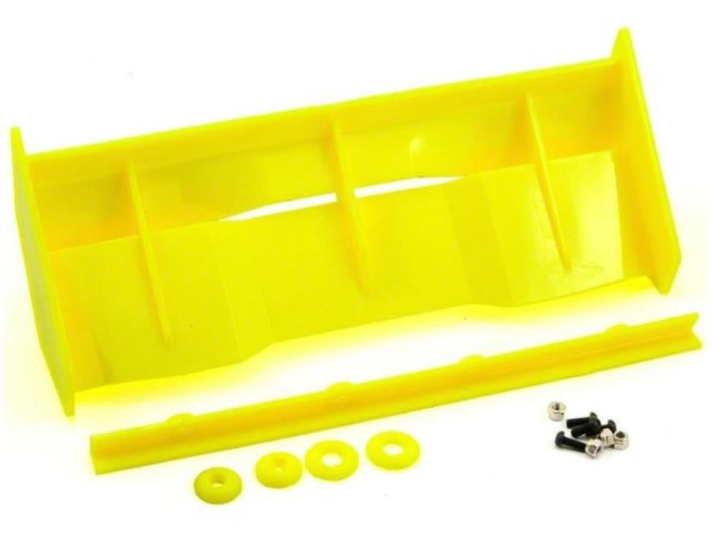 BITTYDESIGN Stealth wing kit for 1/8 buggy-truggy | Yellow
