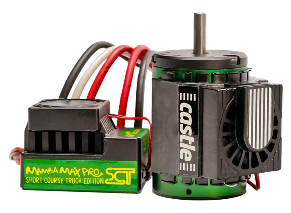 MMX PRO SCT 1:10TH 25V ESC COMBO WITH 1410-3800KV 4 P OLE 2 CE