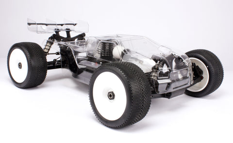 HB D817 & D817T 1:8 Competition Nitro Buggy and TRUGGY Deal