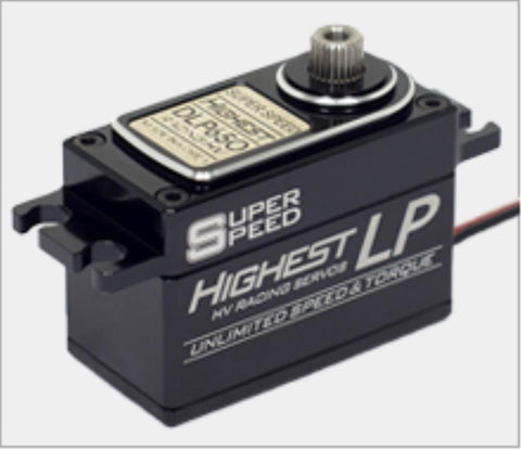 HIGHEST DLP-650 low profile servo