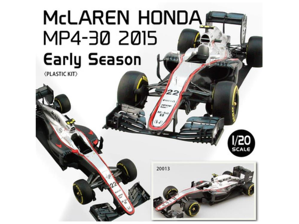 EBBRO 1/20 McLaren HONDA MP4-30