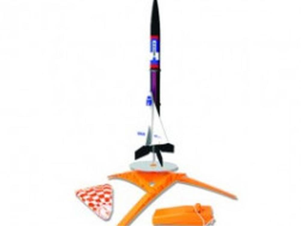 ESTES LAUNCH SET RTF MANTA II w/o ENG