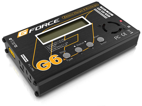 GFORCE G6 DC charger