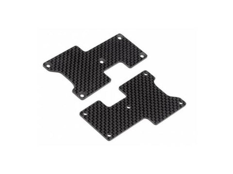 HB WOVEN GRAPHITE ARM COVERS (REAR) ( HB111742 )