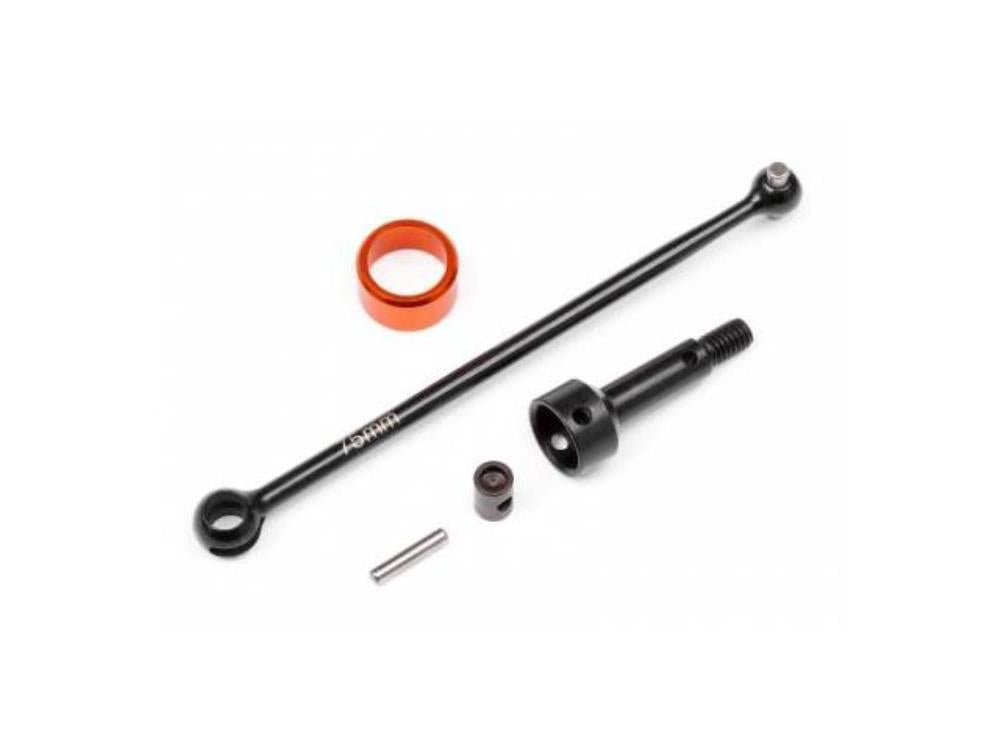 HB FRONT DRIVE SHAFT SET 75MM ( HB112730 )