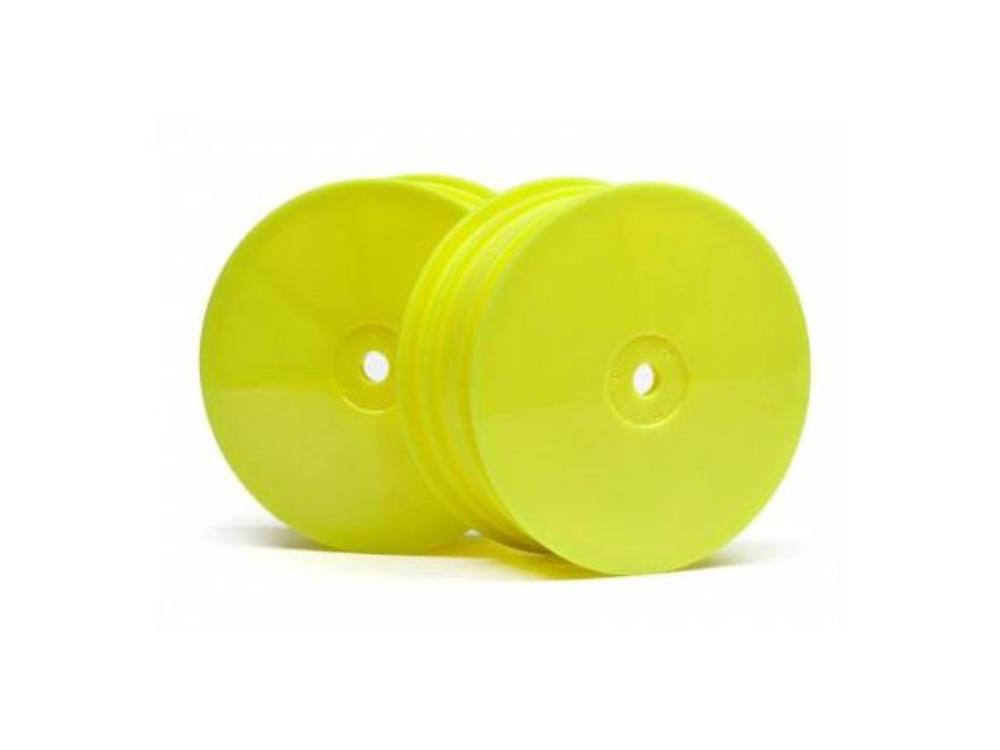 HB FRONT WHEEL (YELLOW/2PCS) ( HB112825 )