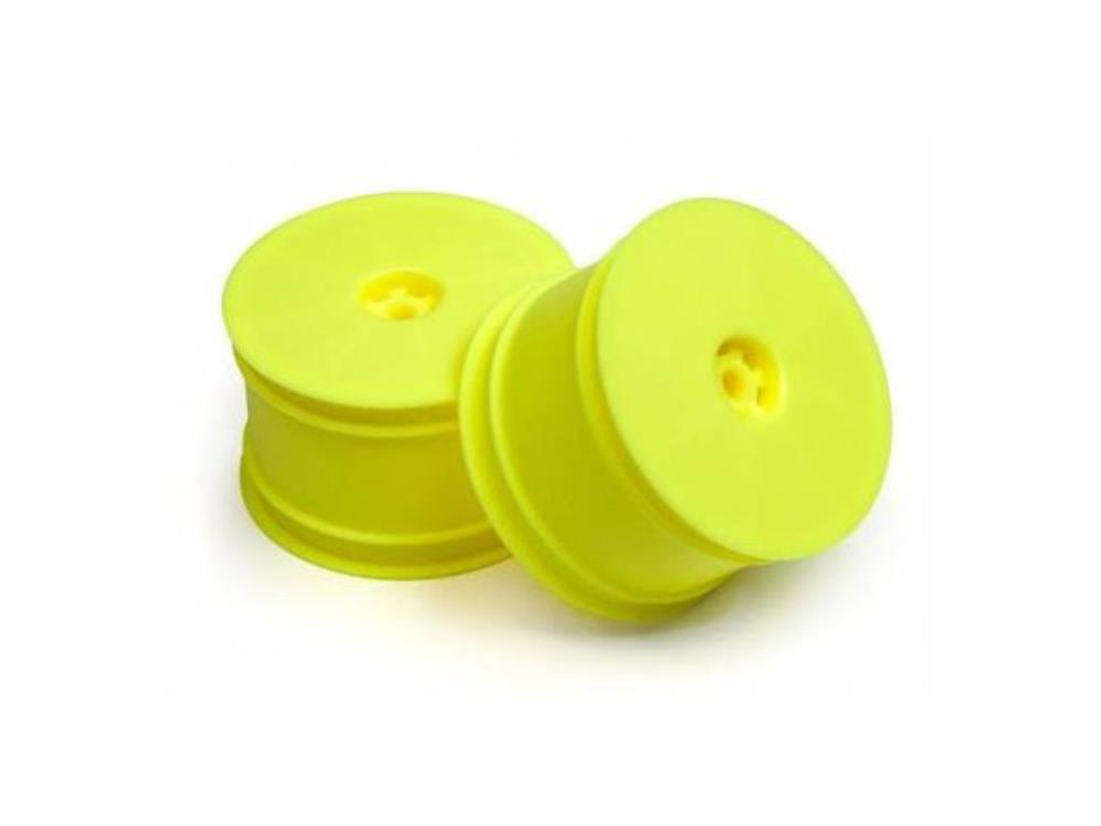 HB REAR WHEEL (YELLOW/2PCS) ( HB112827 )