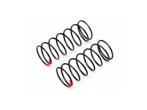 HB 1/10 BUGGY FRONT SPRING 64.8 G/MM (RED) ( HB113064 )