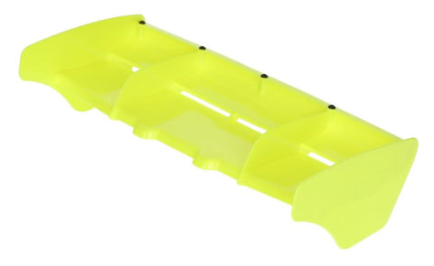 HB 1:8 Rear Wing (Yellow) BUGGY/TRUGGY HB204251