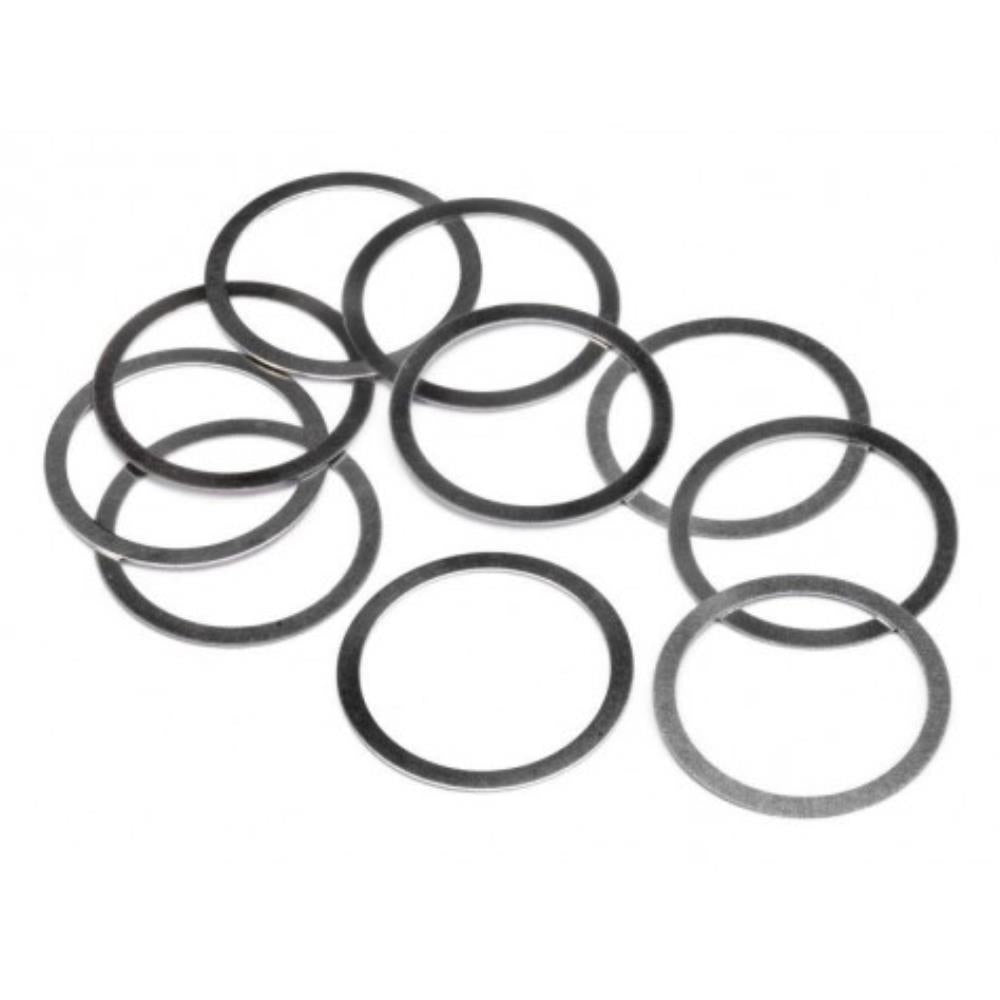 HB WASHER 13x16x0.2mm (10pcs)