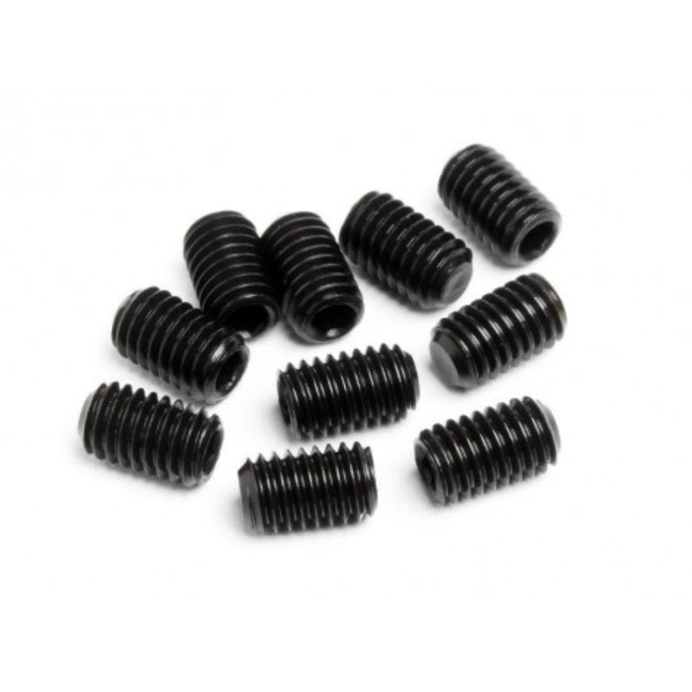 HB SET SCREW M3x5mm (10pcs)