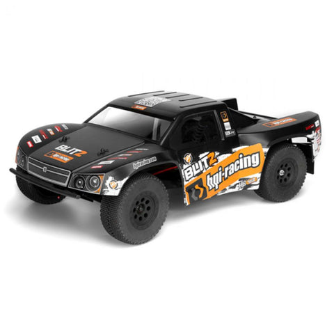 HPI Blitz Flux 2wd 1/10th Short Course Truck (HPI-109326)