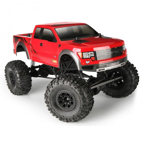 HPI Crawler King Ford F150 SV Raptor 1/10th 4wd Electric Crawler (HPI-115118)