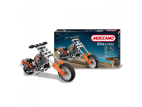 MECCANO EVOLUTION CHOPPR BIKE