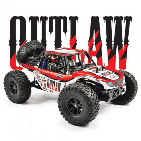 FTX Outlaw Brushed 1/10 4wd RTR