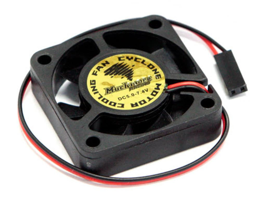 MUCHMORE Cyclone Motor Cooling Fan 40mmx40mmx10mm