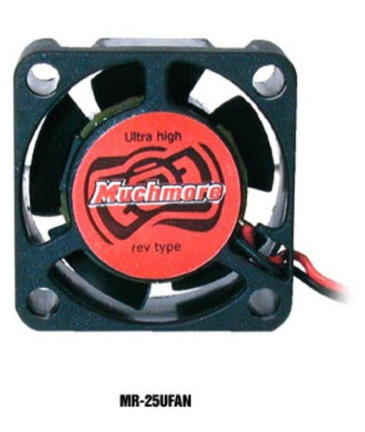 MUCHMORE Motor & ESC Ultra High RPM Cooling Fan 25mmx25mm