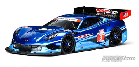 PROTOFORM CHEVROLET CORVETTE C7.R BODY  (PR1551-40)