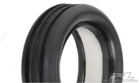 "PROLINE 4-Rib 2.2"" 2WD M3 (Soft) Off-Road Buggy Front Tires (2)"