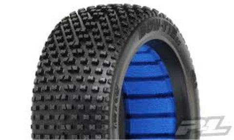 PROLINE Bow-Tie 2.0 X3 (Soft) Off-Road 1:8 Buggy Tires (2) for Front or Rear