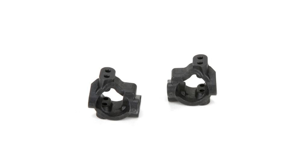TLR Caster Block Set, 0 degrees: 22 3.0 (TLR234049)