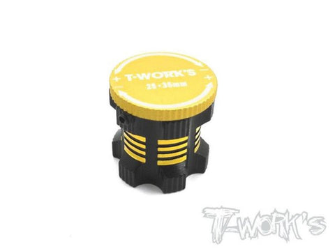 T-WORKS Adjustable Ride Height Gauge 25-35mm