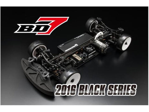 YOKOMO BD7-2016  Race Chassis Kit - Black Edition ( MRTC-BD716 )
