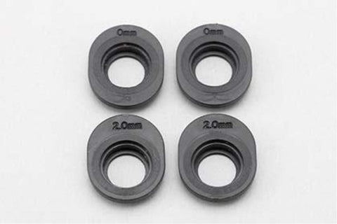YOKOMO Bearing Hight Adaptor (0.0mm/2.0mm x 2 pcs)  ( YF-20H )