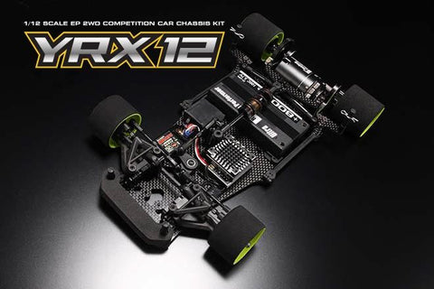 YOKOMO YRX12  PAN CAR 1/12 SCALE KIT ( YR-X12)