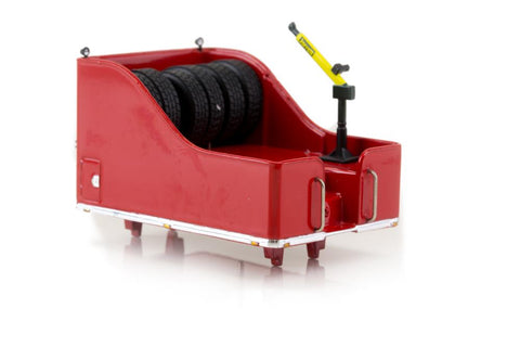 DRAKE Ballast Boxes - K200  Red