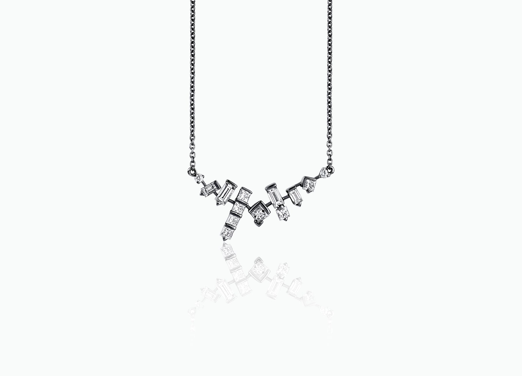 COSMIC CLUSTER NECKLACE