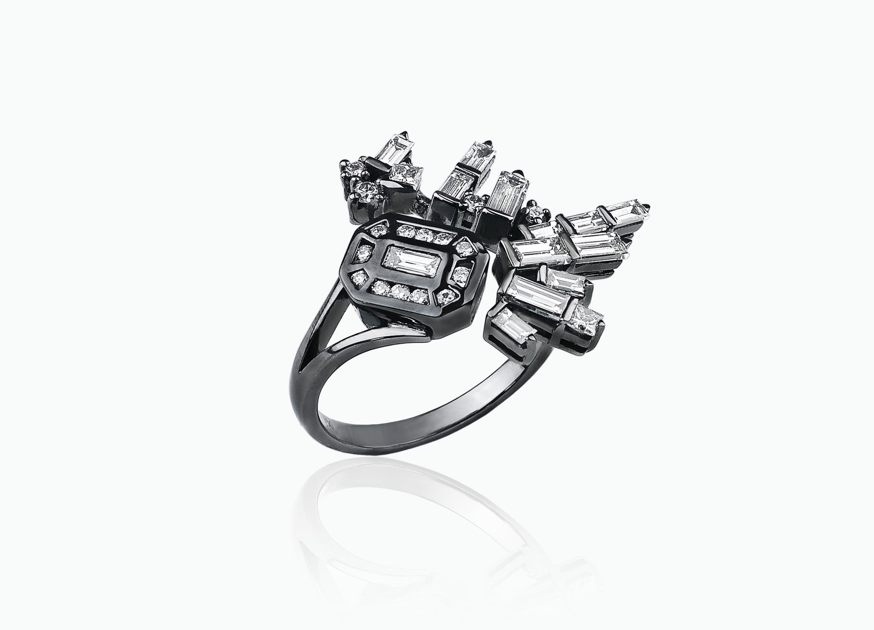 COSMIC OPEN EXPLOSION RING