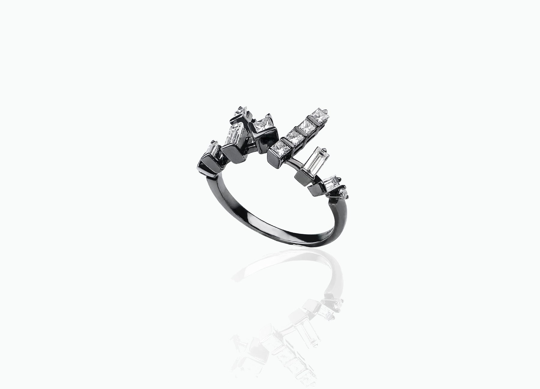 Cosmic Stacking Ring