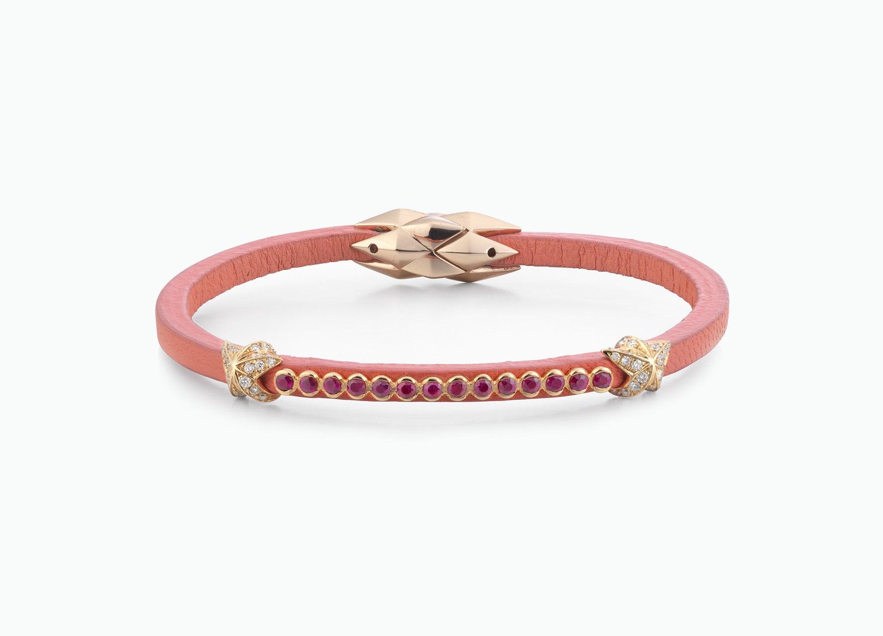 WRAP BRACELETS RESORT PEACH SINGLE WRAP