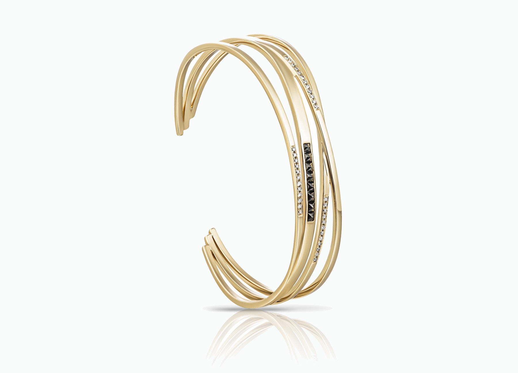 MINI STELLAR WRAP BANGLE