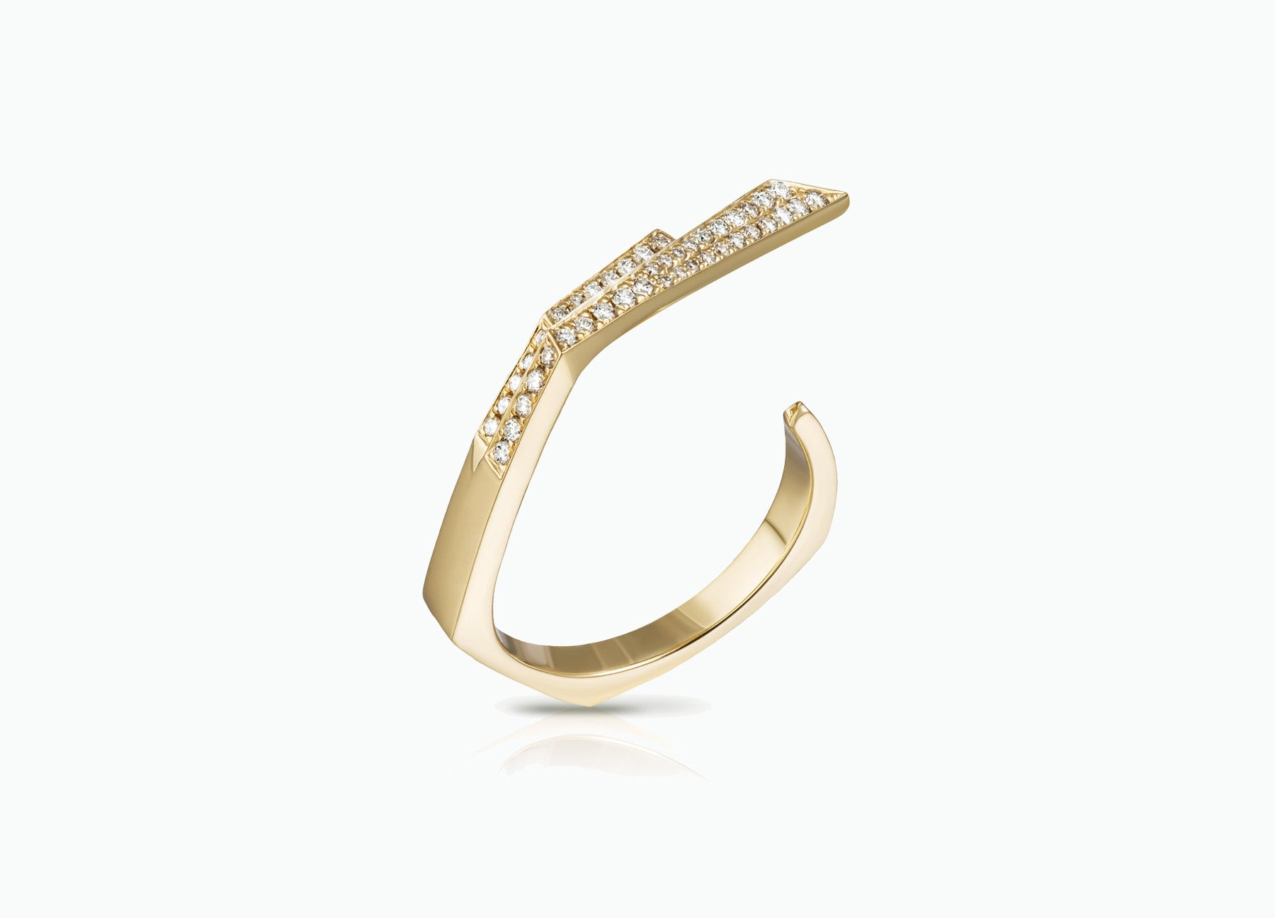 MINI STELLAR BAR RING