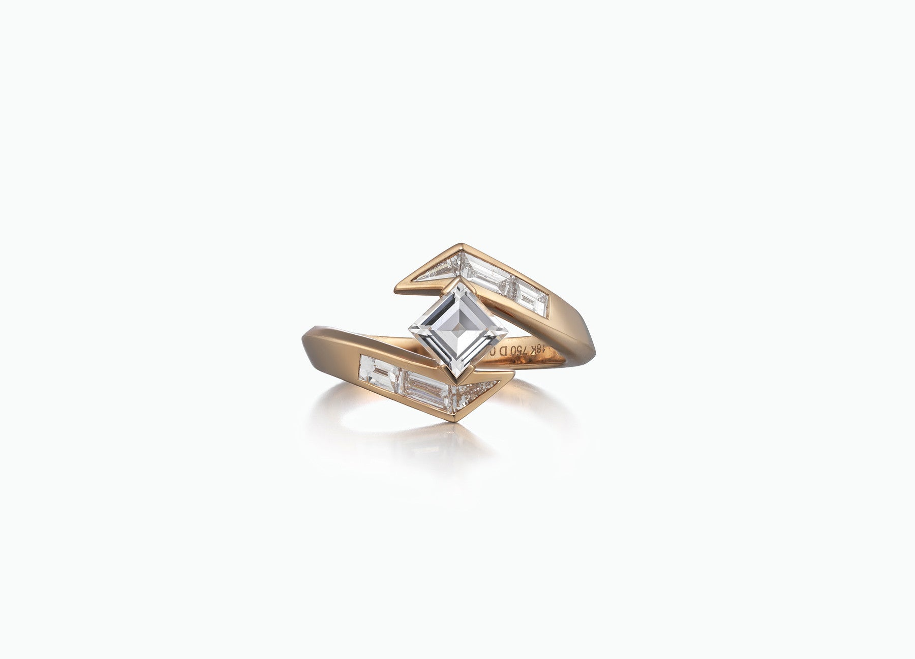 STELLAR ENGAGEMENT RING