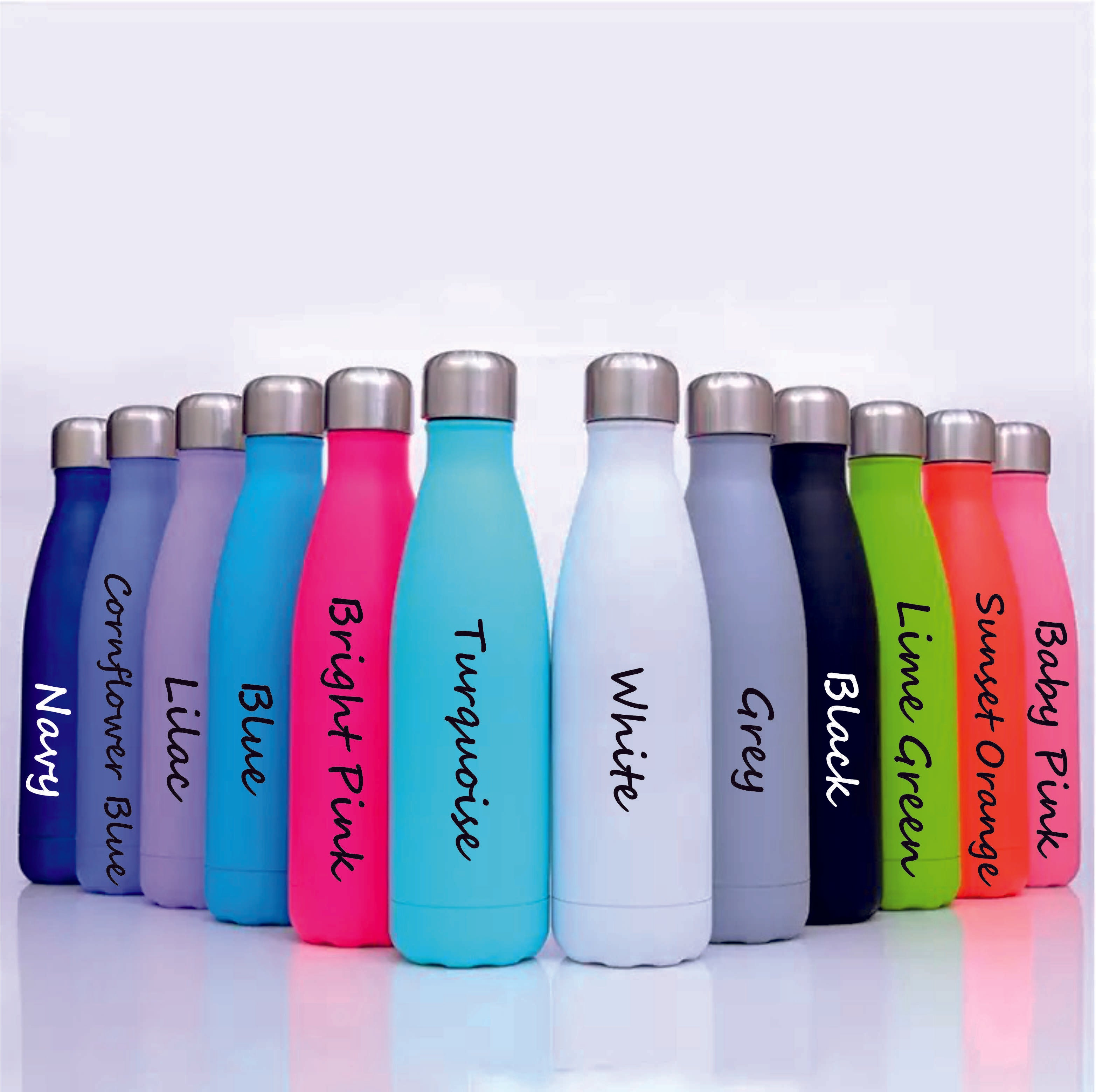 Bottle Colours