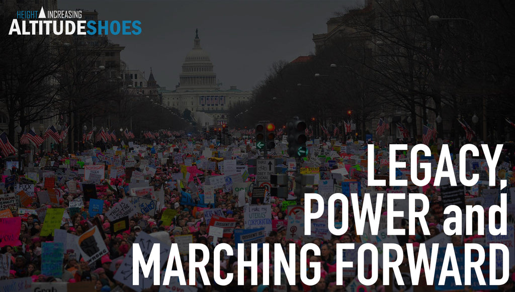 Legacy, Power and Marching forward