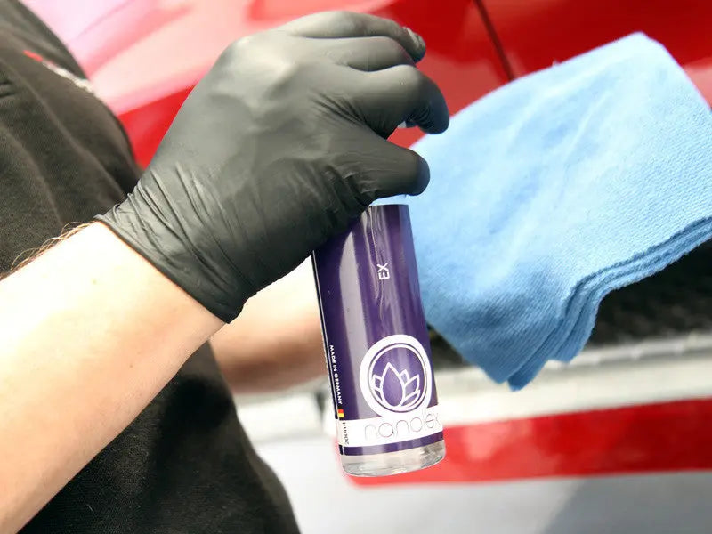 Buy Nanolex EX in the Custom Car Care webshop.