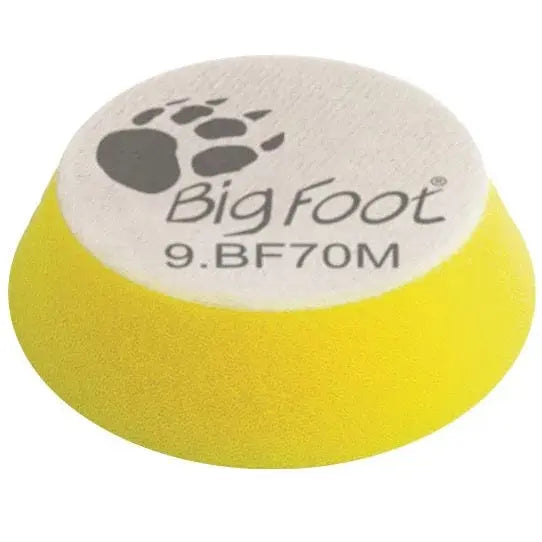 RUPES BIGFOOT Gele Finishing Polish Polijstpad