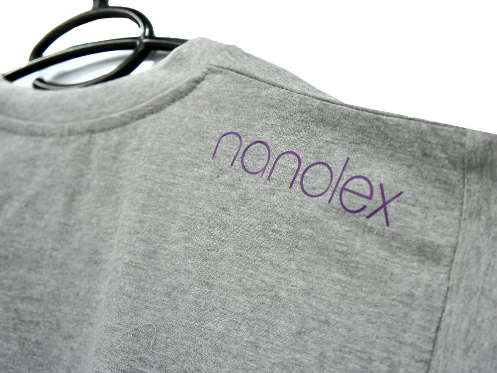 Buy Nanolex Grijze T-Shirt in the Custom Car Care webshop.