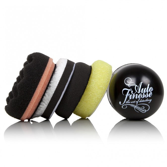 Buy Auto Finesse Handi Polishing Puck in the Custom Car Care webshop.