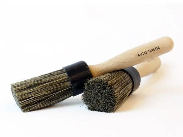 Buy Auto Finesse Hog Hair Brush Set in the Custom Car Care webshop.