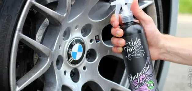 Kaufen Auto Finesse Imperial Wheel Cleaner in der Custom Car Care Webshop.