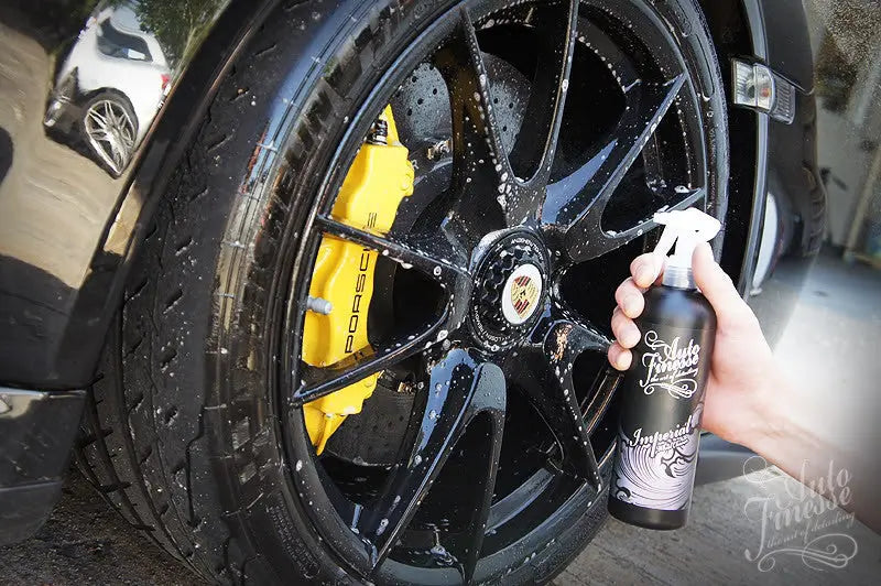 Buy Auto Finesse Imperial Wheel Cleaner in the Custom Car Care webshop.