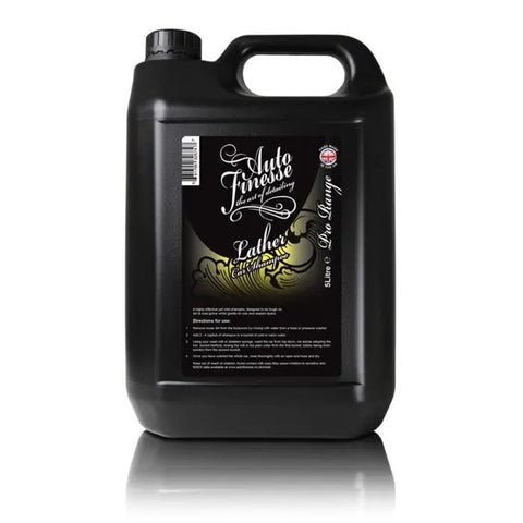 Buy Auto Finesse Lather Shampoo in the Custom Car Care webshop.