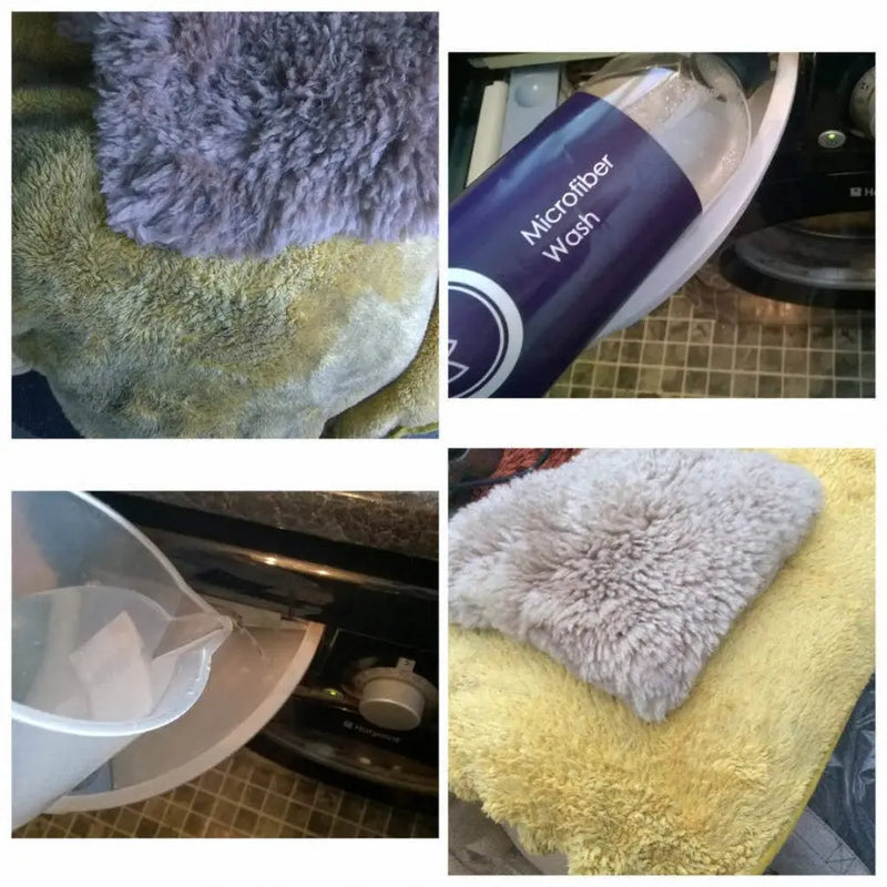 Buy Nanolex Microfiber Wash in the Custom Car Care webshop.
